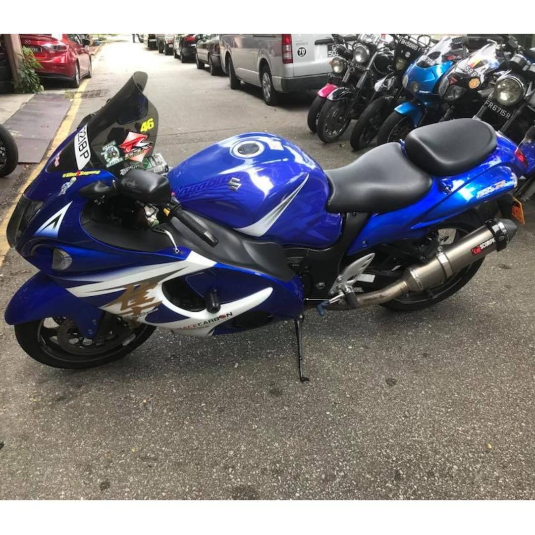 Suzuki GSX1300RAL6 (HAYABUSA ABS), Motorbikes, Motorbikes