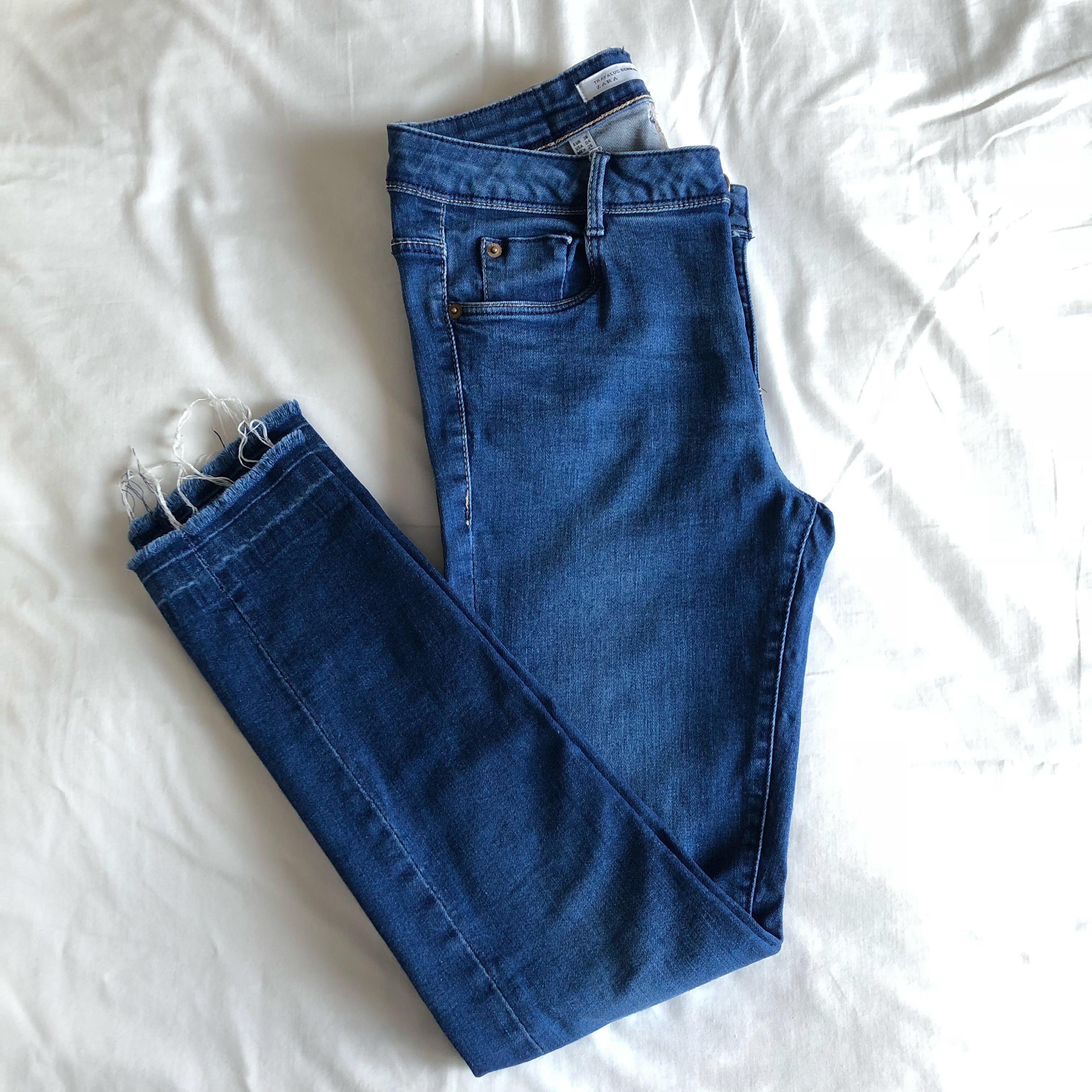 c079014b WOMENS JEANS (ZARA TRF), Women's Fashion, Clothes, Pants, Jeans ...