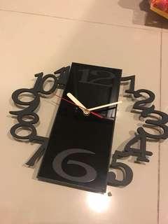 Lazer Cut Clock