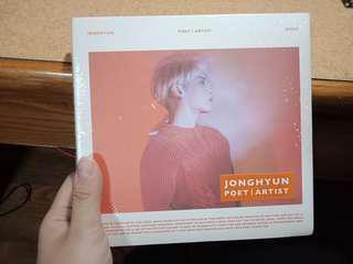 🚚 JONGHYUN鐘鉉 《Poet | Artist》