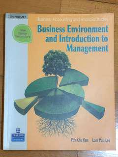 Pearson Longman BAFS 教科書 F4