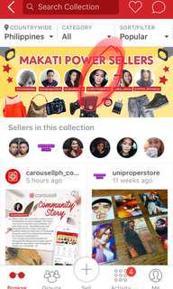 Makati Power Sellers! 🙌❤️ Carousell