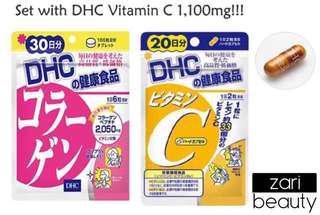 DHC Collagen & DHc Vitamin C