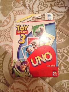 Disney Toy Story反斗奇兵UNO (2009出品)