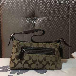 Coach mini hand bag