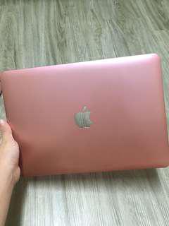 🚚 MacBook Air 13吋 保護殼 玫瑰金
