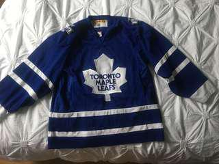 Leafs Jersey adult small