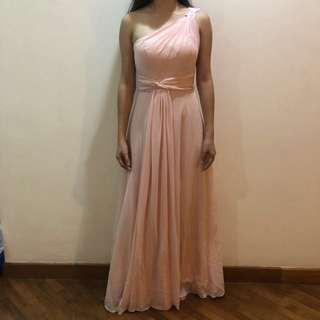 Formal Gown in Pink (Prom/Wedding)