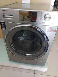 mesin cuci aqua bisa cicilan tanpa kartu kredit
