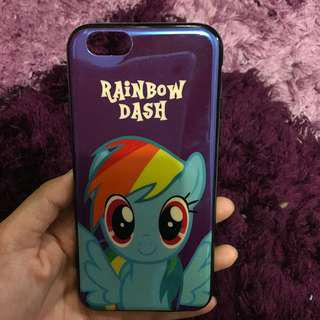 Softcase RAINBOW DASH iphone 6