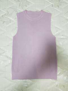 Brand New Pink Crop Top