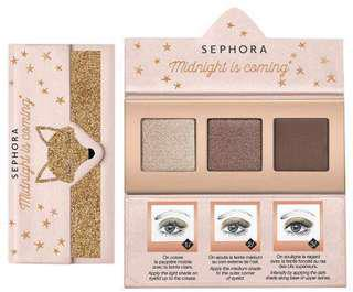 "Sephora Eye Palette ""Midnight is Coming"""