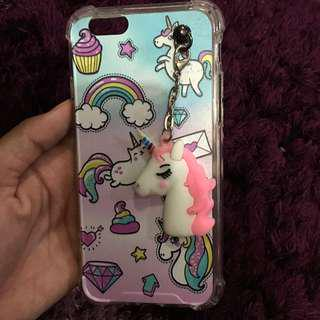 Unicorn twinkle case iphone 6