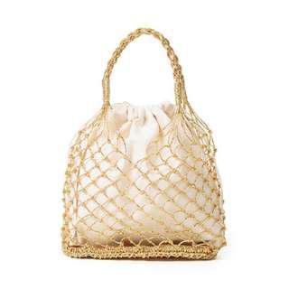 Straw Braided Bag #Jan50