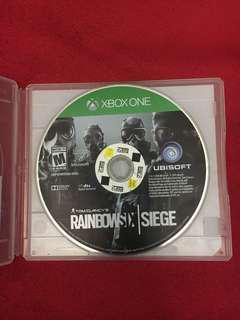 Tom Clancy Rainbow Six Siege Xbox One