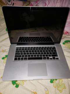 Macbook pro read details pls