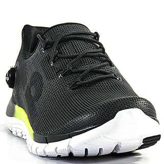 Sepatu REEBOK ZPUMP FUSION, Yellow/Gravel/White. V66734. 100%Original