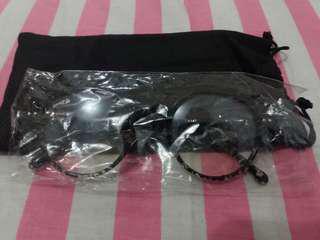 Kacamata modis gaya cantik