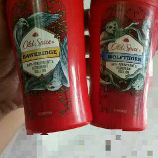 reprice today....old spice deo