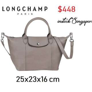 4abe8ec573f3 READY STOCK authentic new Longchamp LE PLIAGE cuir