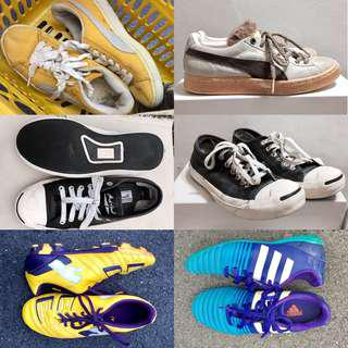 Sneakers / Sports Shoes