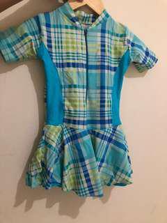 baju renang 4-5 tahun