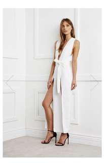 RENT: Ma Jolie Dress White