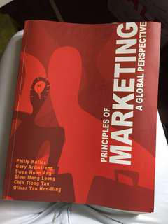 Pearson出版 Principles of Marketing A Global Perspective
