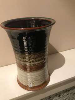 Pottery Wine Brick Chiller - brand new