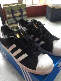 Adidas superstar suede (Orig!)