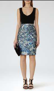Brand new reiss mattea pencil skirt