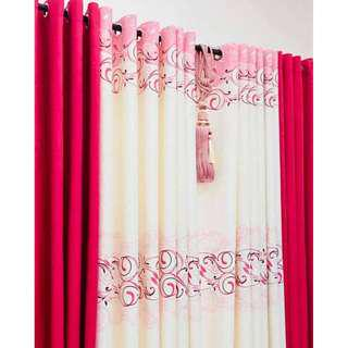 Brand New 5 in 1 Elegant Home Curtains!