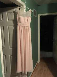 Dress bill levkoff from Sophie's bridal size 0
