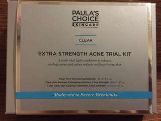 PAULA'S CHOICE Clear Two Week Trial Kit - Extra Strength