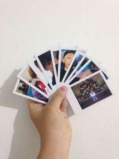 Exo polaroid pack