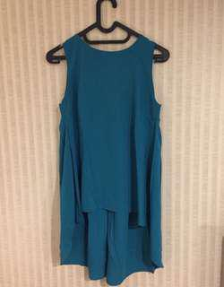 Sleeveless Tosca Top (Relisted)
