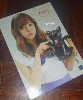 SNSD Star Card Season 2.5 Base Card #4 - Sunny