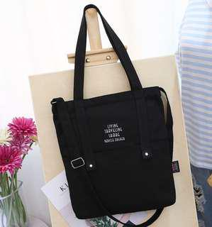 🚚 Canvas tote bags