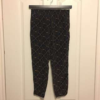 Club Monaco Silk Pants Sz 00