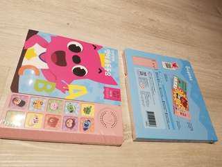 韓國PinkFong 音樂書