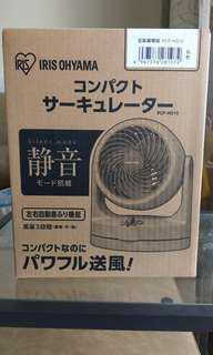 日本 IRIS 空氣循環扇 HD15 全新公司貨保固一年