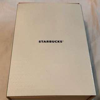 Starbucks 玫瑰金不鏽鋼杯