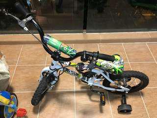 兒童單車(14寸輪)