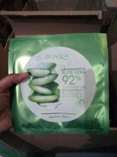 Bioaqua aloevera 92% shooting gel