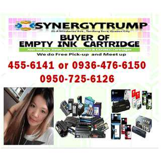 Legit Company Legally operated Buyer of Empty Ink Cartridges and Toner