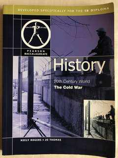 IB History (The Cold World)