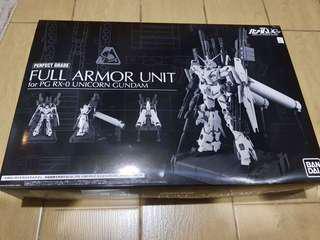 Perfect Grade Unicorn Gundam Full Armor Expansion Unit