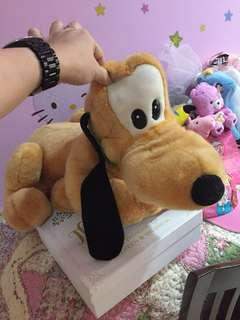 #maucoach pluto disney original doll