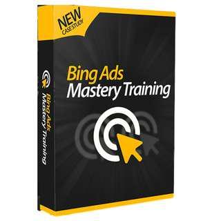 Bing ADS Mastery Video Tutorial