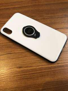 🚚 iPhone X Casing with built in finger grip